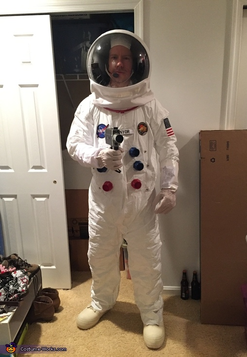 Apollo 13 Astronaut Costume