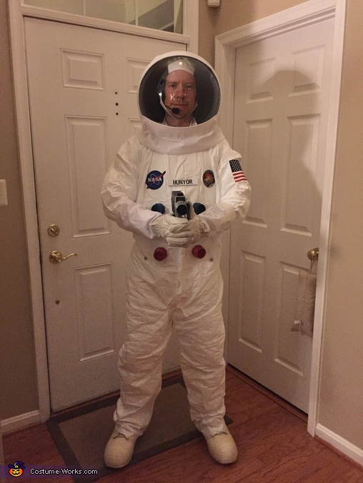 Apollo Astronaut Suit2, Apollo 13 Astronaut Costume