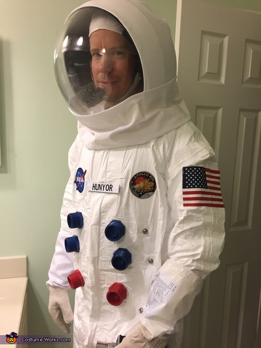 Apollo Astronaut Suit3, Apollo 13 Astronaut Costume