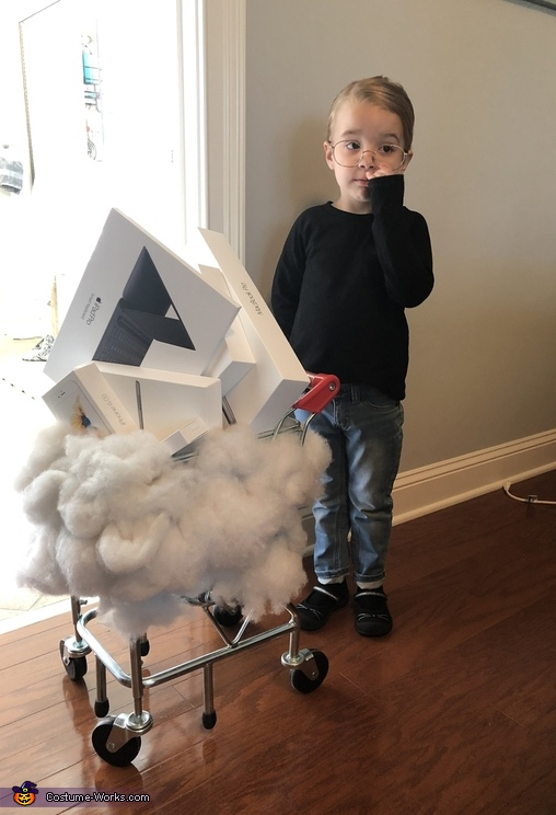Apple Inc Costume