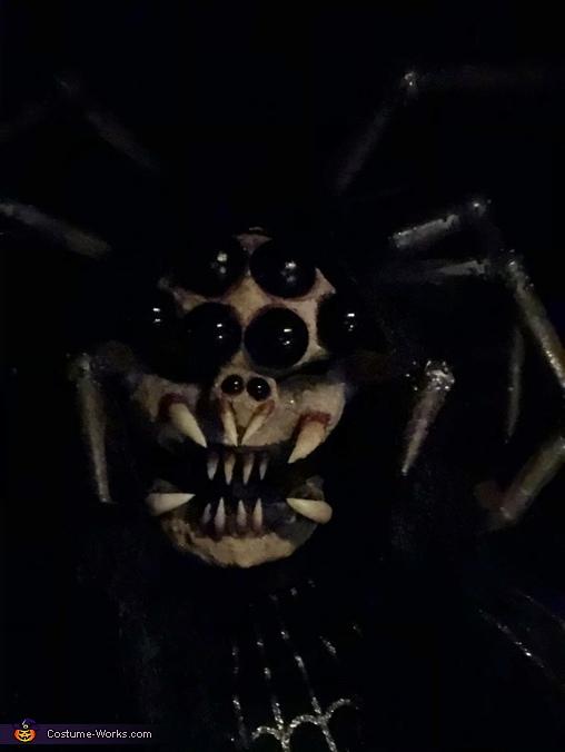 Arachnia Homemade Costume