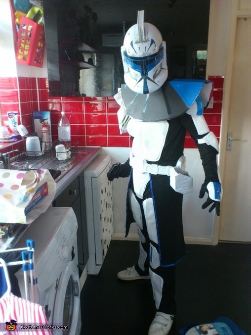 ARC Captain Rex Costume