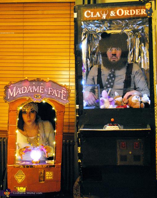 Arcade Mania Costume