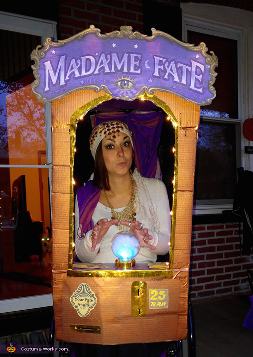 Madame Fate, Arcade Mania Costume