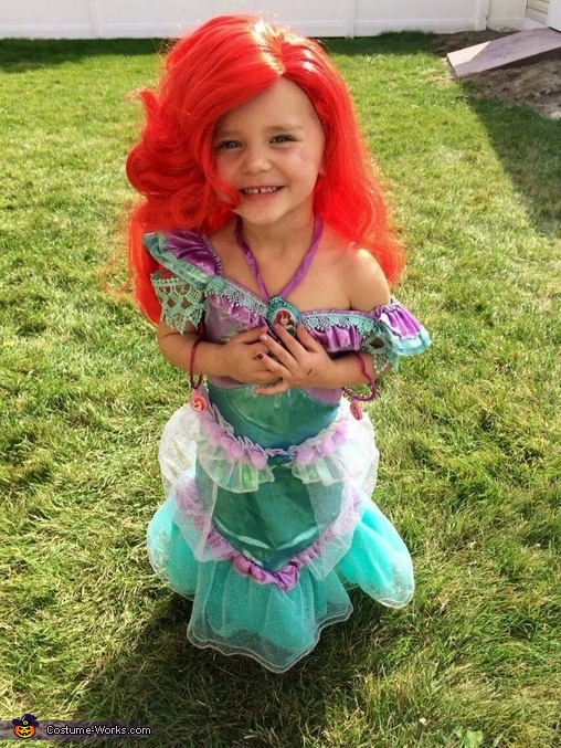 Ariel Costume