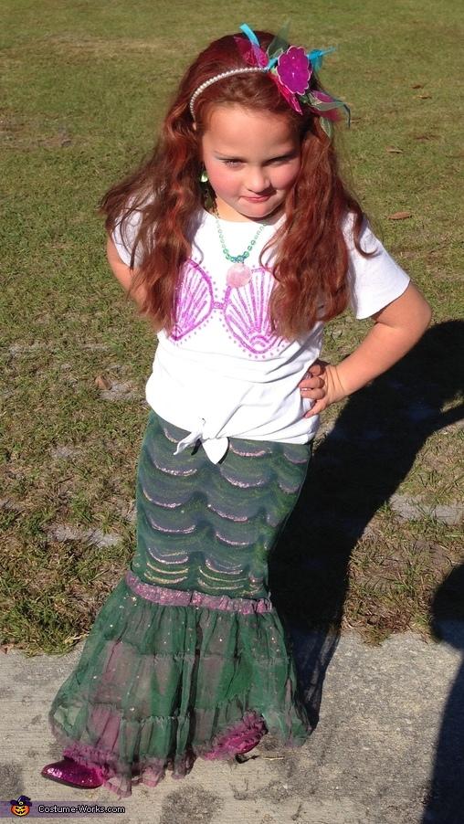 Ariel the Mermaid Costume