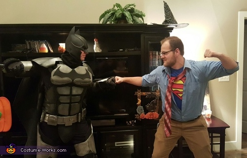 Batman vs Superman, Arkham Origins Batman Costume