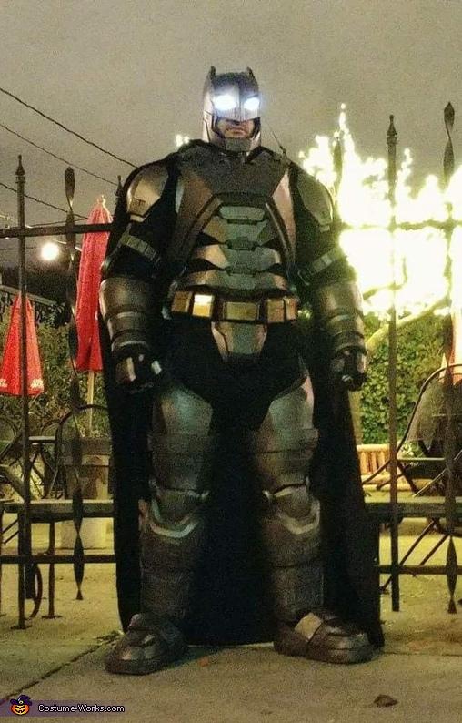 Armored Batman Costume