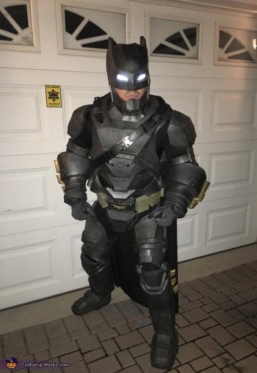 Armoured Batman Costume