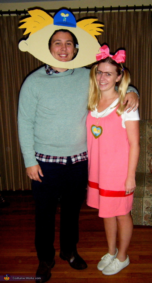 Arnold and Helga G. Pataki Costume