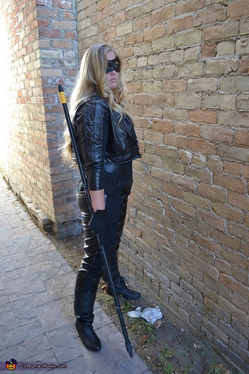 Arrow Black Canary Costume