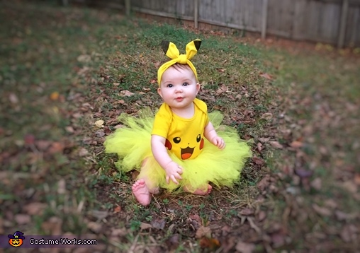 Pikachu, Ash and Pikachu Costume