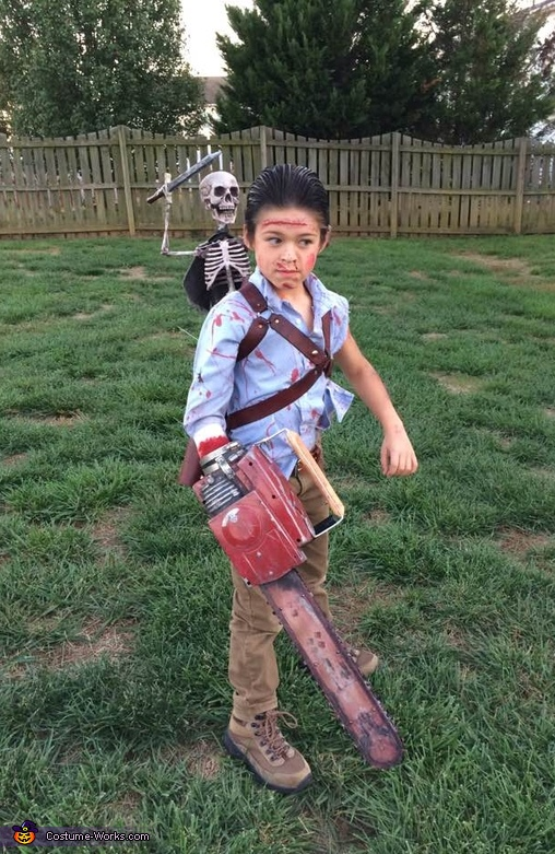 Ash vs The Army of Darkness Costume