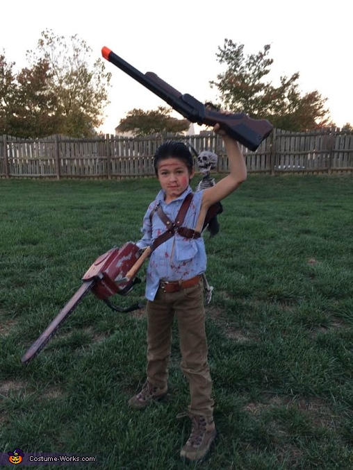 This is my BOOMSTICK!, Ash vs The Army of Darkness Costume