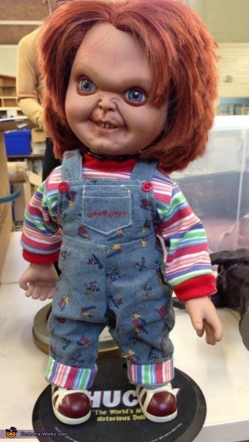 Chucky Doll, Chucky Costume