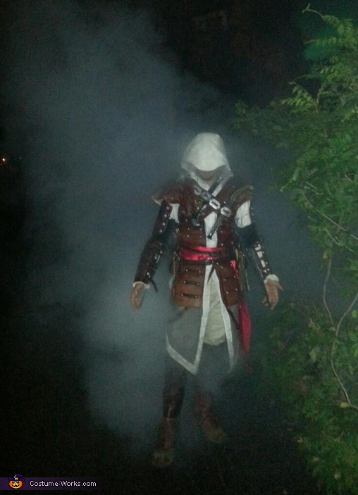 Assassin's Creed: Black Flag Homemade Costume