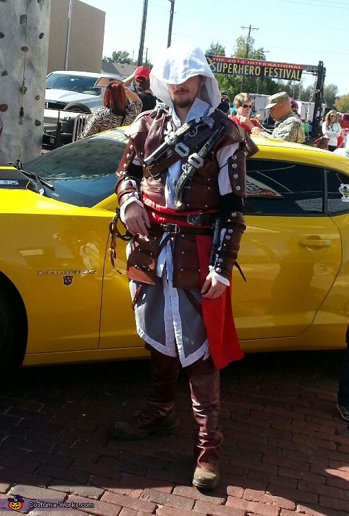 Assassin's Creed: Black Flag Costume