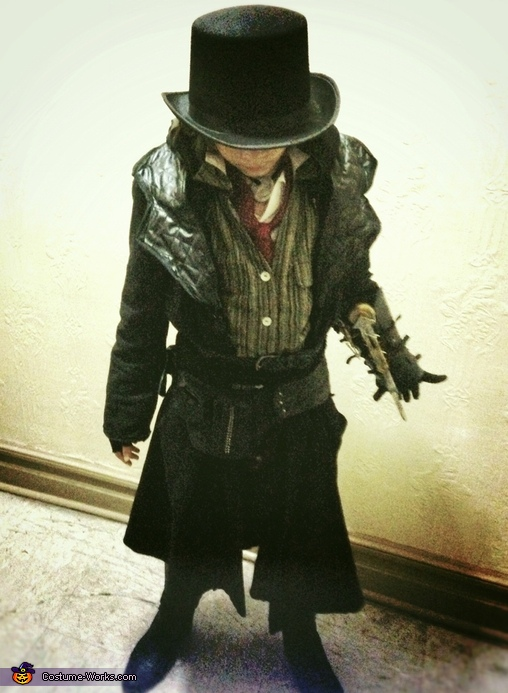 Assassin's Creed Syndicate Jacob Frye Costume