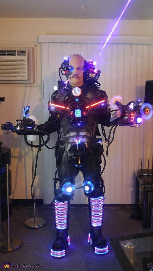 Main, Assimilated Cyborg Costume