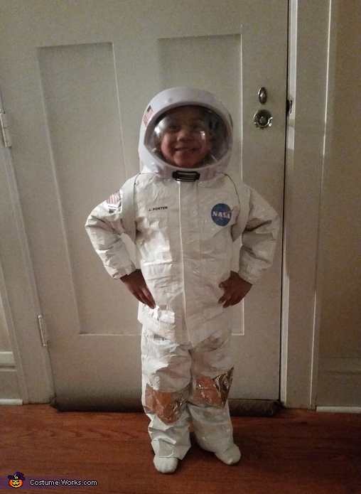 make an astronaut costume - photo #14