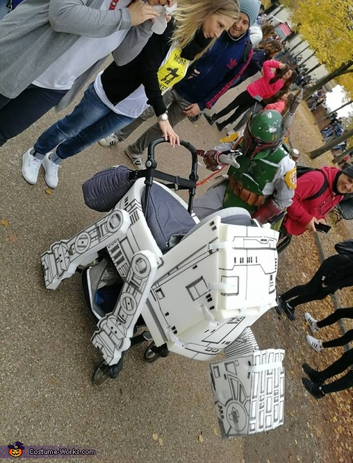 AT-ATOMMY Costume
