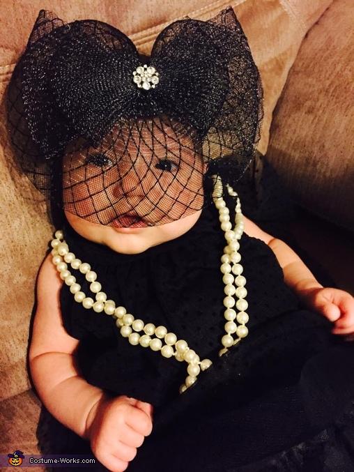 Audrey Hepburn Baby Costume