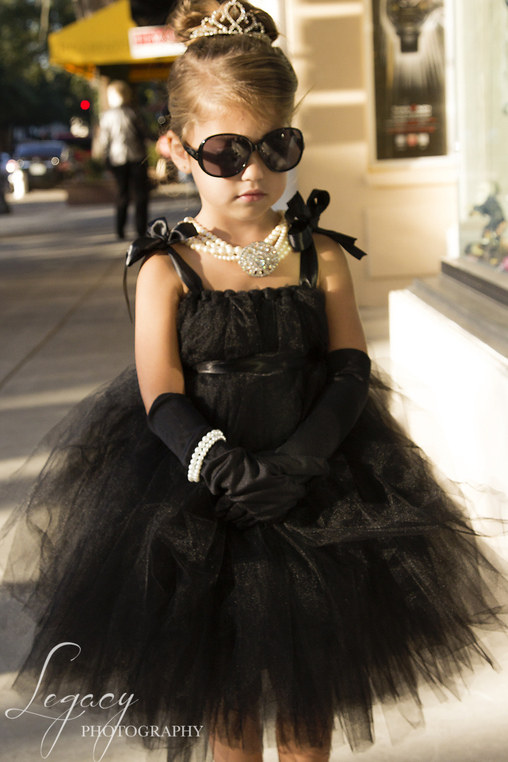 Audrey Hepburn Breakfast at Tiffanys Homemade Costume