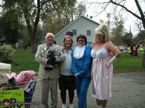 Austin Powers International Man of Mystery Homemade Costume