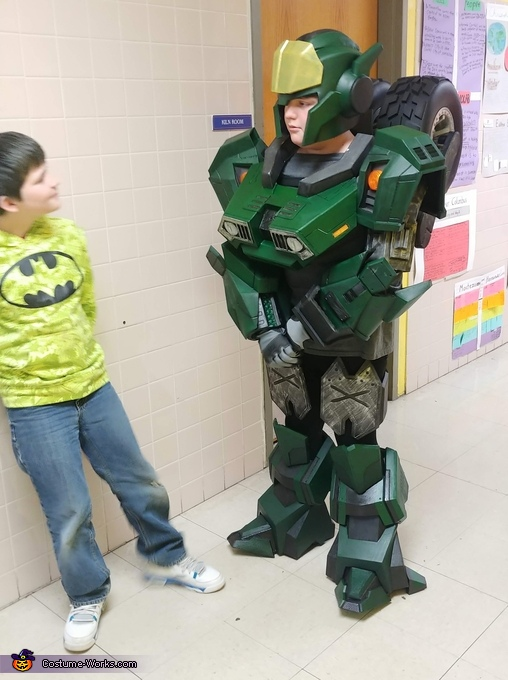 Autobot Hound Costume
