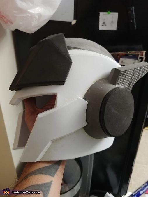 Autobot Hound Homemade Costume