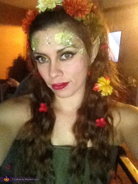 Autumn Elf Costume