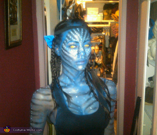 Avatar - Homemade costumes for women