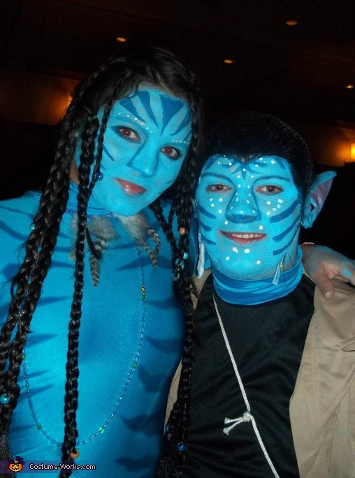 Avatar - Homemade costumes for couples