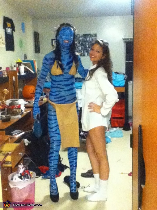 Roommates!, Avatar Costume