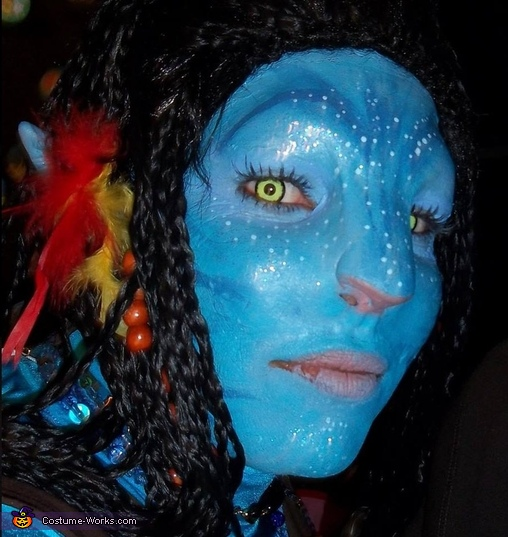 face,  Avatar Costume