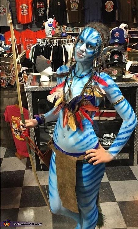 Avatar Costume