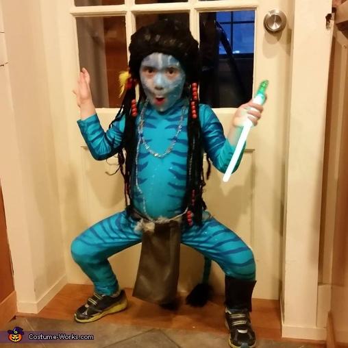 Avatar Owen Costume
