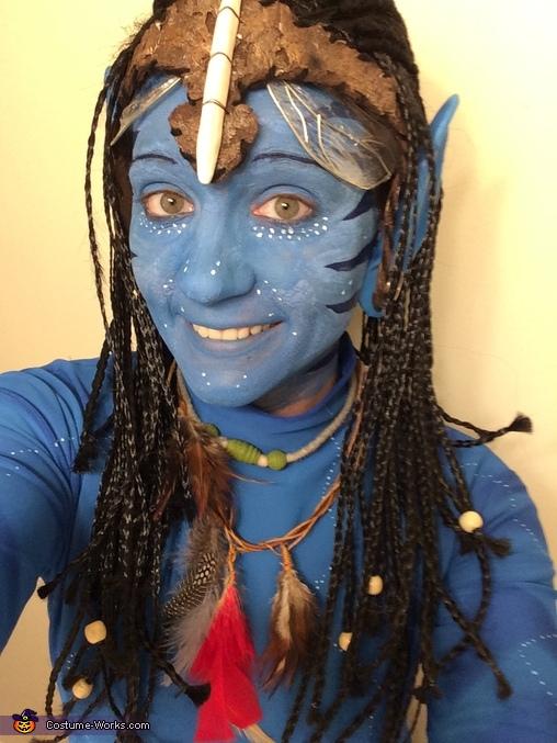 Avatar Homemade Costume