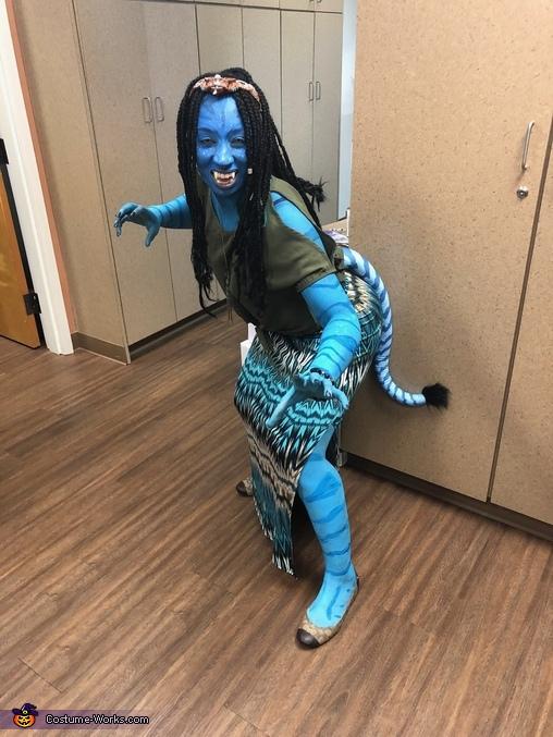 Avatar Adult Costume