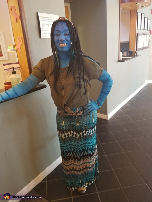 Avatar Adult Costume