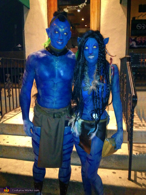 Paparazzi craze., Avatar Couple Costume