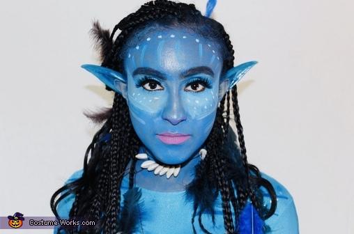 Neytiri, Avatar Jake and Neytiri Costume