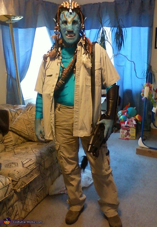 Avatar Jake Sully Costume