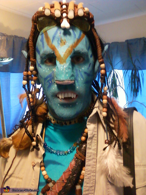 Avatar - Jake Sully Costume