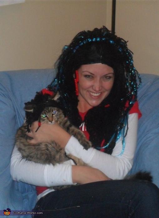 Avatar Kitten Costume