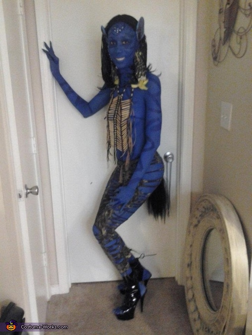 Avatar Costume Men Avatar Neytiri Costume