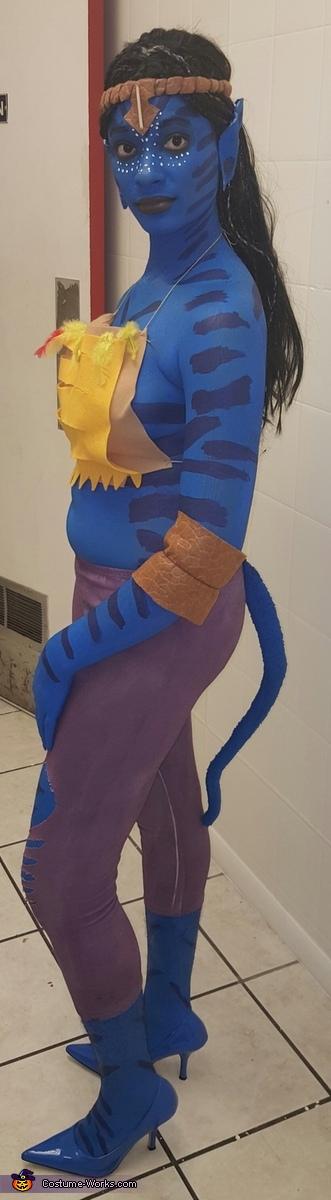 Avatar Neytiri Costume DIY