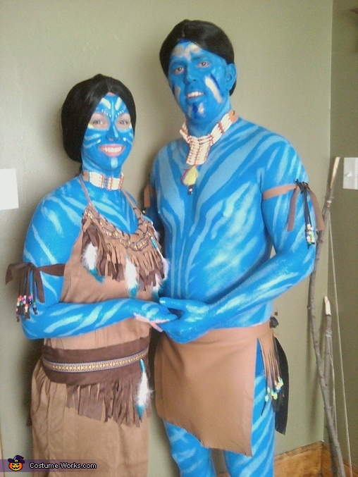 Avatars - Homemade costumes for couples