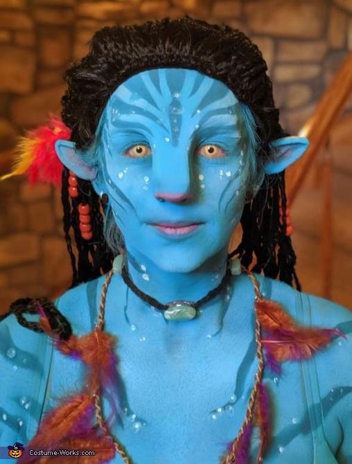 Avatars Homemade Costume
