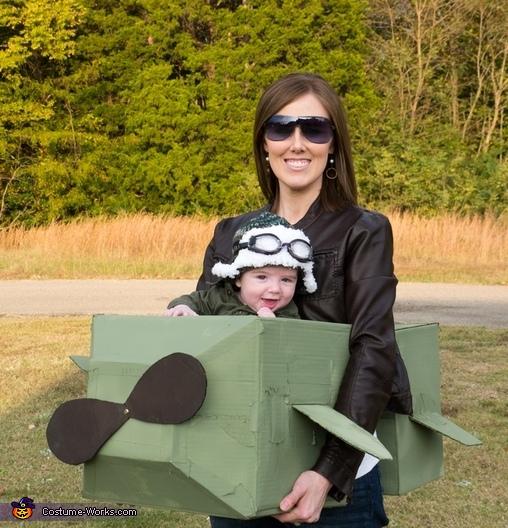 Halloween Airplane Costume